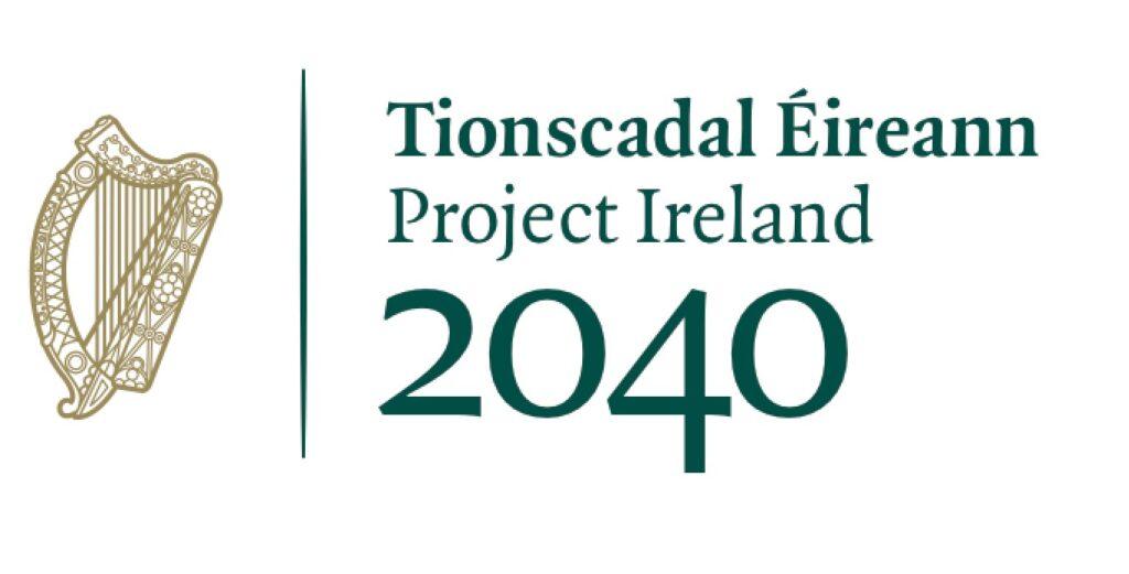 Project Ireland 2040 logo